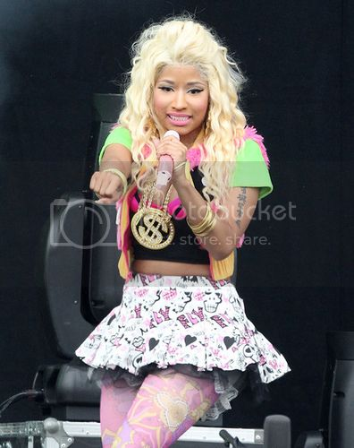 Nicki Minaj pic